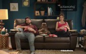 Pregnant Guy On Couch