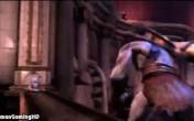 God Of War 3 Zeus Battle