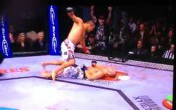 Dan Henderson KO Michael Bisping - MMA in Super Slow Motion