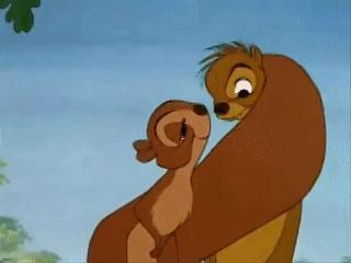 Lamore e gli scoiattoli cartoni animati la spada nella roccia