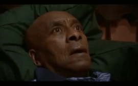 THE SHINING STARRING SCATMAN CROTHERS
