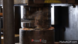 Hydraulic Press | 9 Different Balls