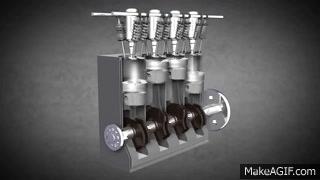 comment fonctionne un moteur diesel on make a gif. Black Bedroom Furniture Sets. Home Design Ideas